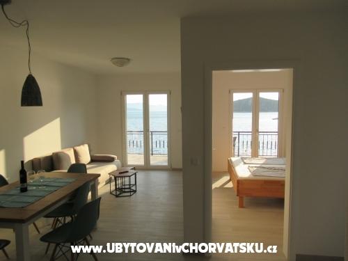 Apartmány Cavar - Klek Chorvatsko