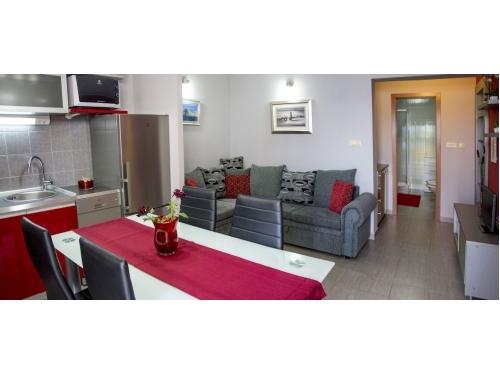 Appartements Deak Komarna - Klek Croatie