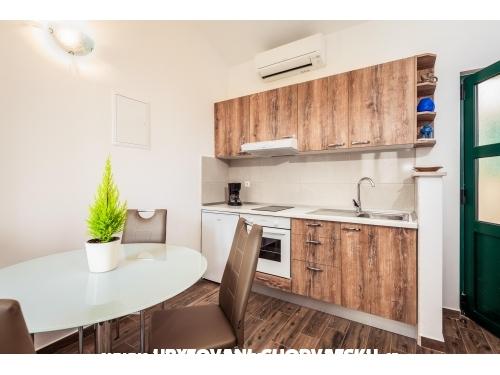 Apartmány Kremena - Klek Chorvatsko