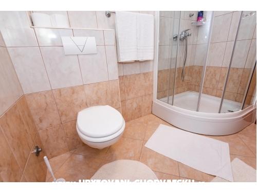 Apartmány Marina - Klek Chorvátsko