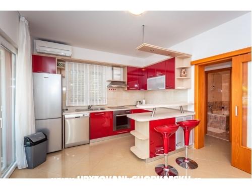 Apartmány Marina - Klek Chorvatsko