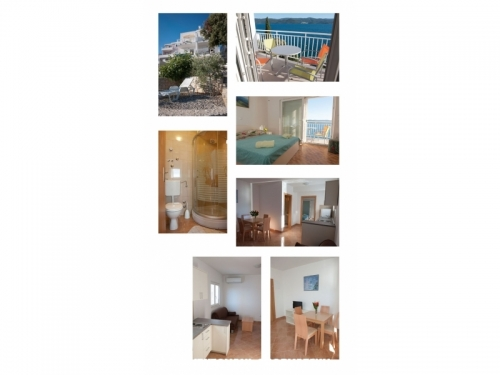 Apartmaji Mediterraneo - Klek Hrvaška