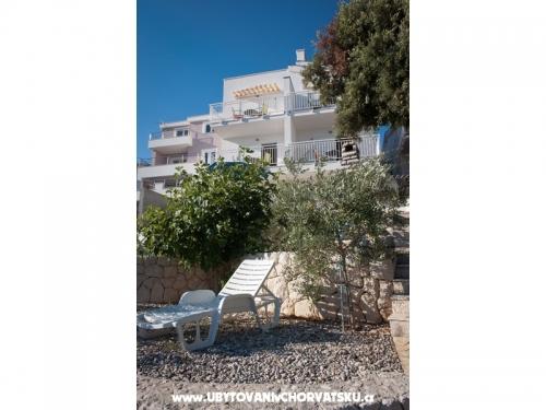 Apartmány Mediterraneo - Klek Chorvatsko