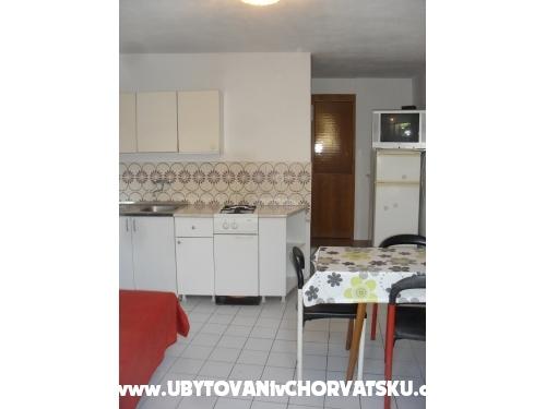 Apartmány Vukmir - Klek Chorvátsko