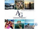 Ferienwohnungen Gabrijela - AG Komarna - Klek Kroatien