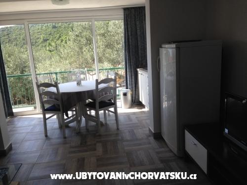 Apartmány Ivka - Klek Chorvatsko