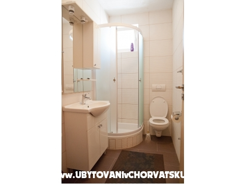 Šiljeg Apartmány - Klek Chorvátsko