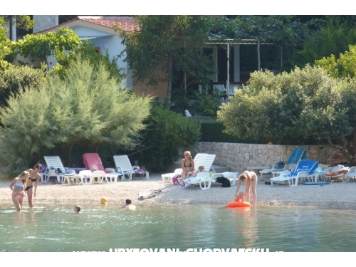Villa CEBALO Ferienwohnungen - Korčula Kroatien