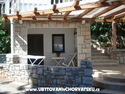 Apartmanok Ančila - Korčula Horvátország