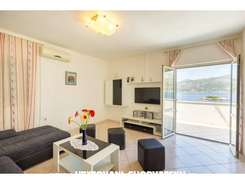 Apartmanok Kastelan - Korčula Horvátország