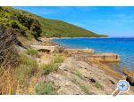Appartements Kastelan - Korčula Kroatien