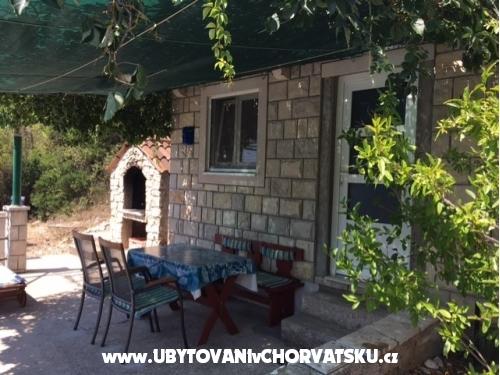 Appartements Šain - Korčula Kroatien