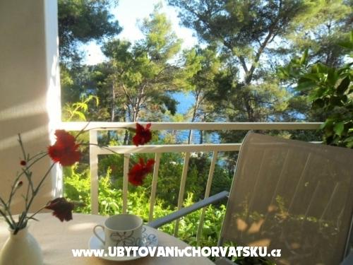 Appartements Pecoti� - Kor�ula Croatie