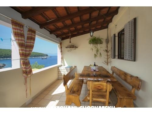 Dům k odpočinku Villa Bistrana - Korčula Chorvatsko