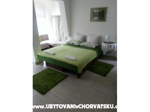 Apartma Sever - ostrov Krk Hrvaška