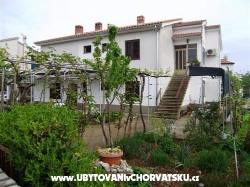 Apartaments Samanic - ostrov Krk Хорватия