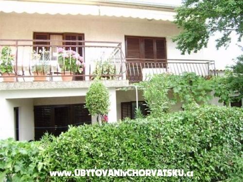 Apartaments Samanic - ostrov Krk Croatie