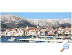 Apartmán Adriana - Baška - ostrov Krk Chorvatsko