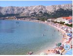 Apartament Marina - ostrov Krk Chorwacja