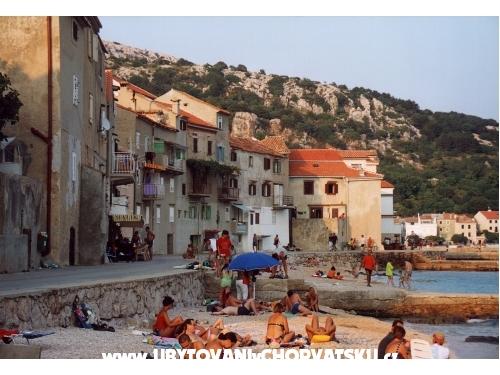 Apartmán Ivanka - Krok - ostrov Krk Chorvatsko