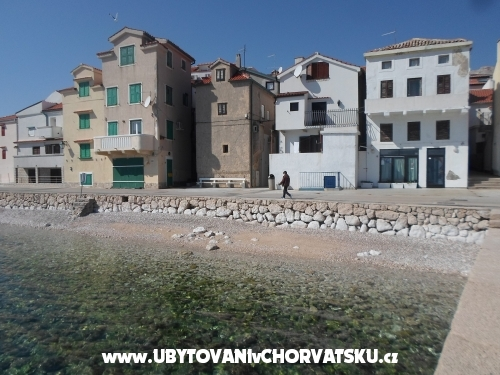 Apartm�n Ivanka - Krok - ostrov Krk Chorvatsko