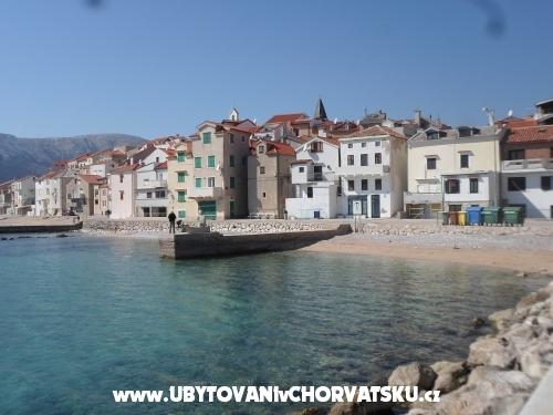 Appartement Ivanka - Krok - ostrov Krk Croatie
