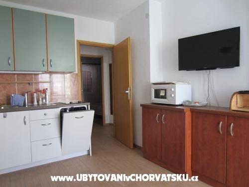 Apartmán Klarić Baška - ostrov Krk Chorvátsko