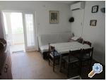Apartment Klarić Baška - ostrov Krk Kroatien