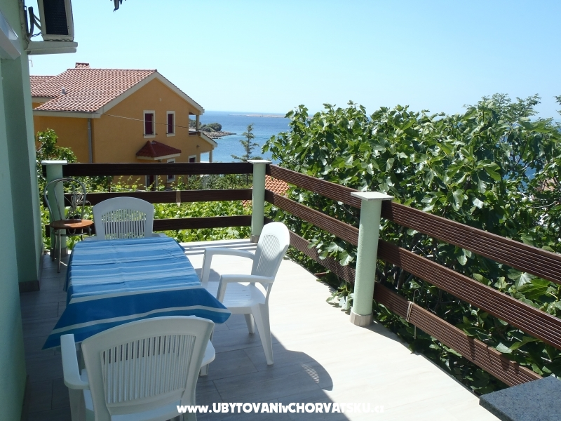 Appartement Little Paradise - ostrov Krk Kroatië