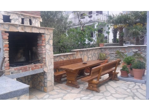 Appartement LUNA - ostrov Krk Croatie