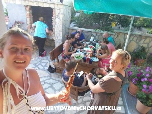 Apartmán LUNA - ostrov Krk Chorvátsko