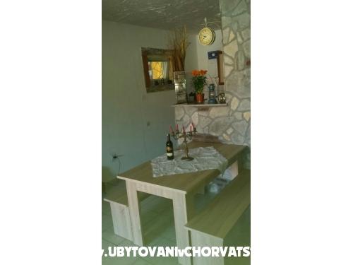 Apartament LUNA - ostrov Krk Chorwacja