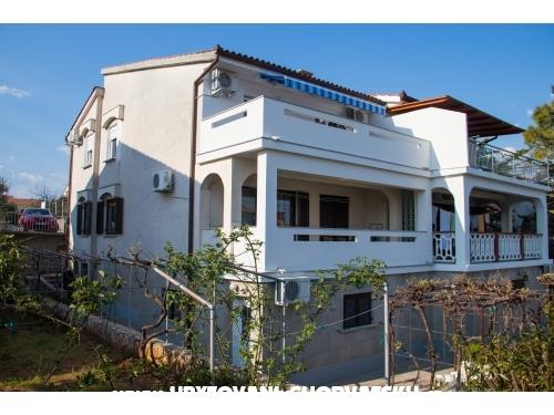 Apartman Neda - ostrov Krk Horvátország