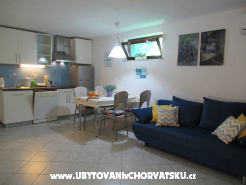 Cedar Apartmán (Pinezici, Krk) - ostrov Krk Chorvatsko