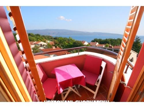 apartmani Adrijan Krk - ostrov Krk Croatia