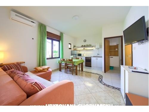 Apartmani Amela - ostrov Krk Hrvatska