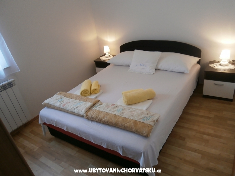 Apartamenty Crn�i� - ostrov Krk Chorwacja