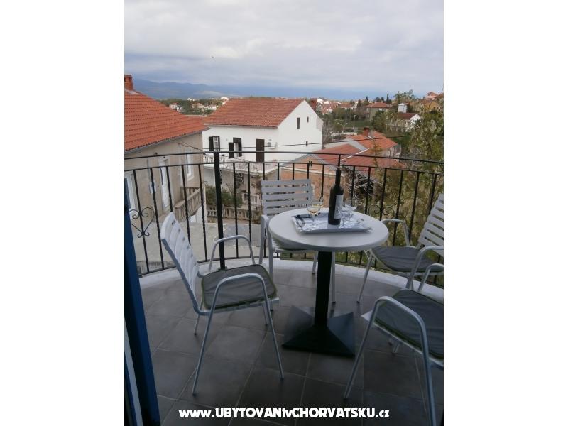 Appartements Crnčić - ostrov Krk Croatie