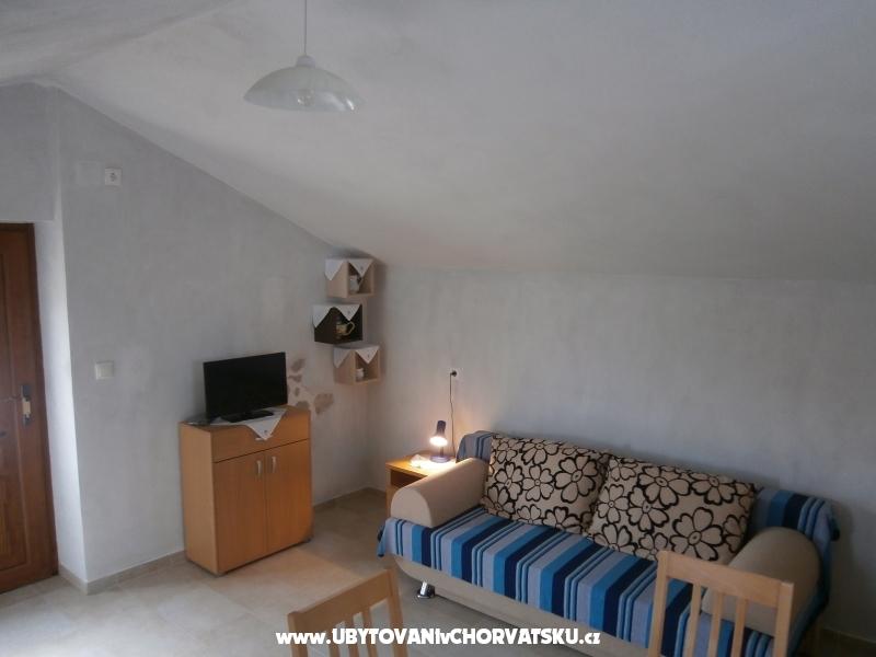 Apartm�ny Crn�i� - ostrov Krk Chorv�tsko