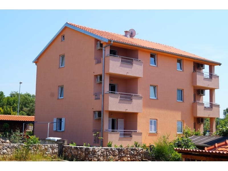 Apartmány Dunja Malinska - ostrov Krk Chorvátsko