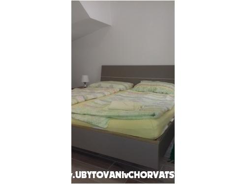 Apartamenty Eva - ostrov Krk Chorwacja