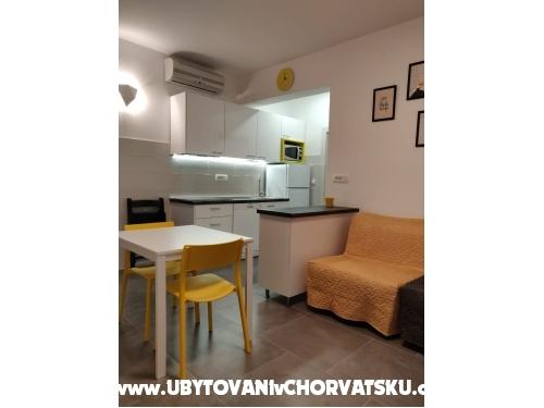 Apartm�ny Grzalja-Rozic Krk - ostrov Krk Chorv�tsko