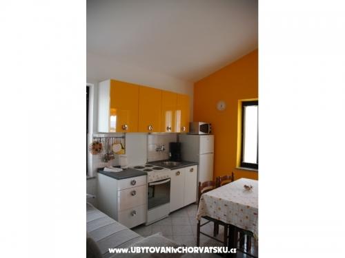 Apartmanok Grzalja-Rozic Krk - ostrov Krk Horvátország