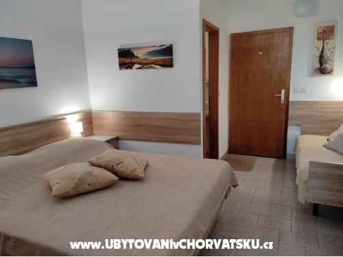Apartmány Gržetić - ostrov Krk Chorvátsko