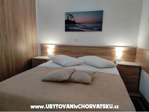 Apartmanok Gržetić - ostrov Krk Horvátország