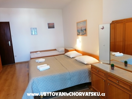 Apartmani Gržetić - ostrov Krk Hrvatska