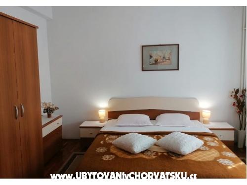 Apartmaji Gržetić - ostrov Krk Hrvaška