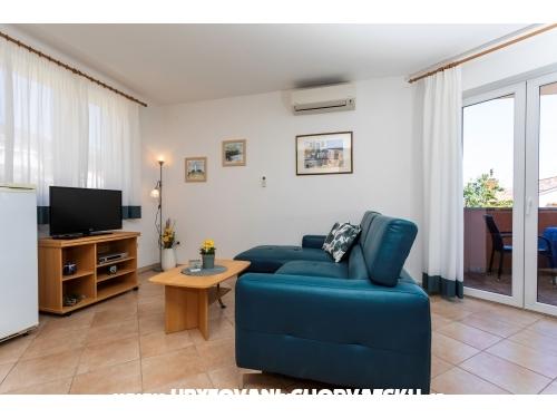 Apartmány Iva&Ivan - ostrov Krk Chorvátsko