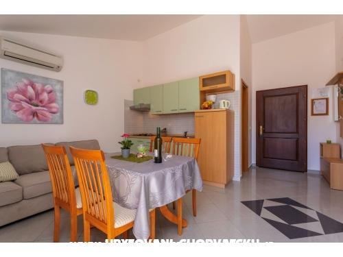 Apartmanok Iva&Ivan - ostrov Krk Horvátország