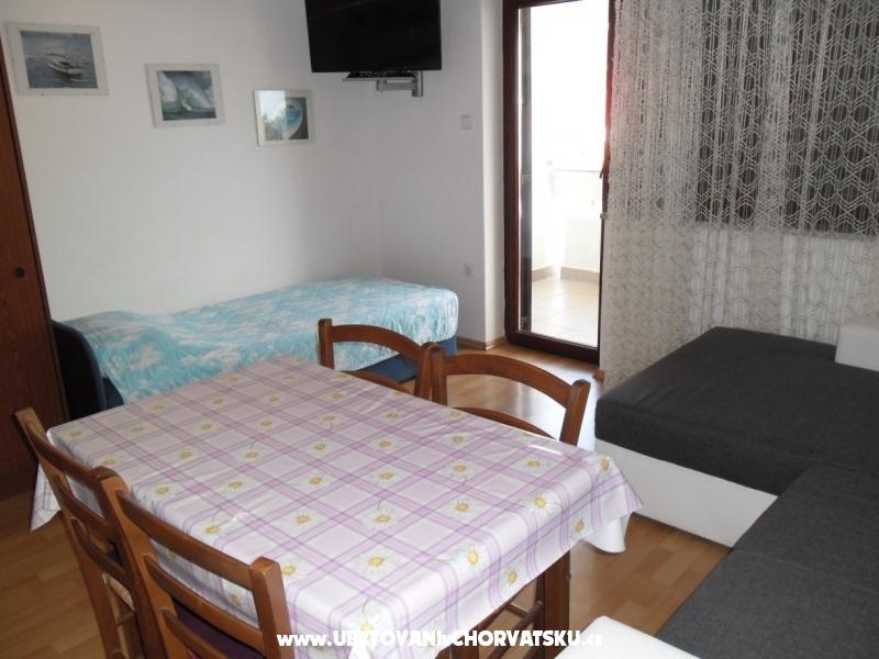 Apartamenty ivan - ostrov Krk Chorwacja